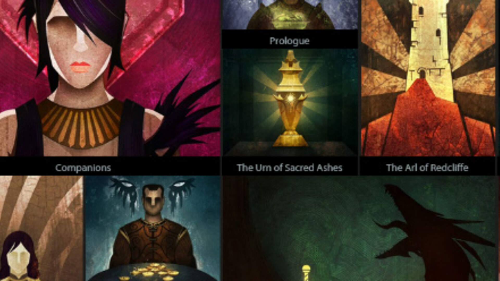 Dragon Age Keep Open Beta: Reading a Dragon Age Picture Book