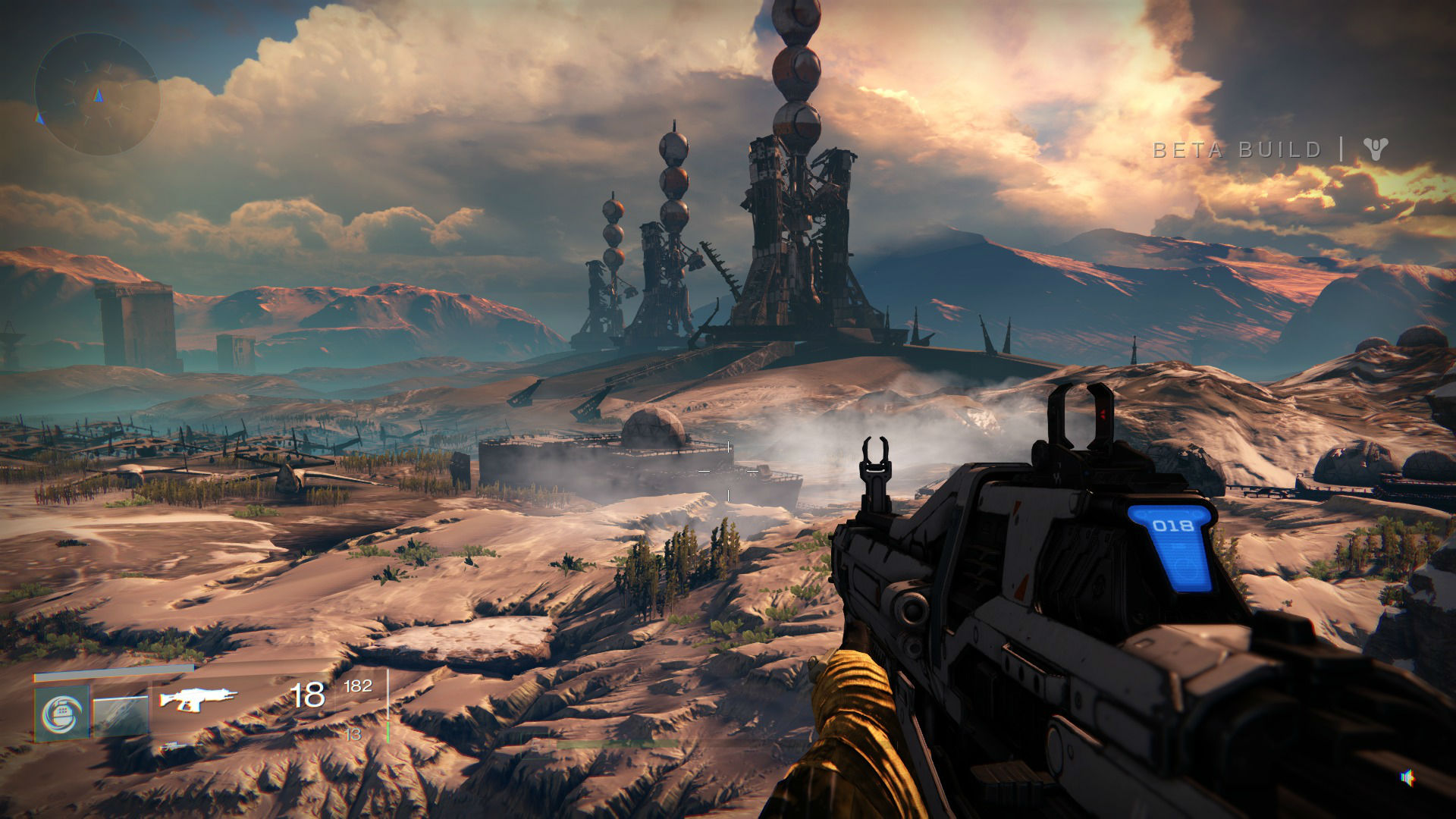 Destiny Dance Gif: Destiny PS4 Review: Looks Epic, Feels Incomplete