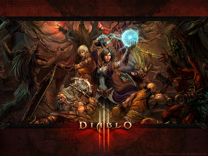 Diablo 3 Class Guide, Best Builds, Tips for Diablo 3 on