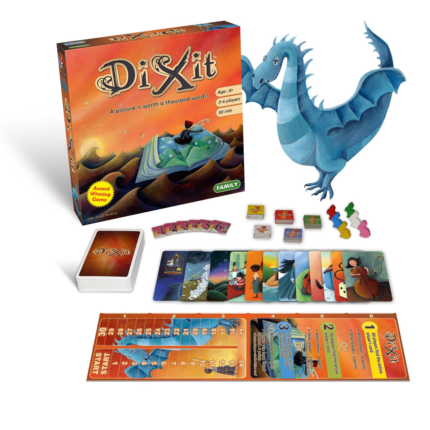 Image result for dixit game