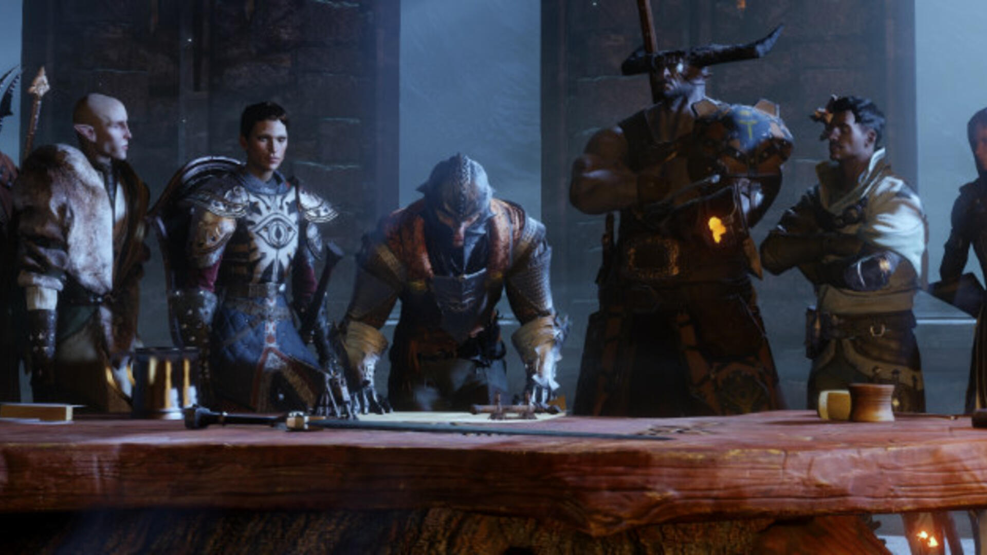 """Dragon Age: Inquisition Coming October 7, Returns to """"the Roots of the Franchise"""""""