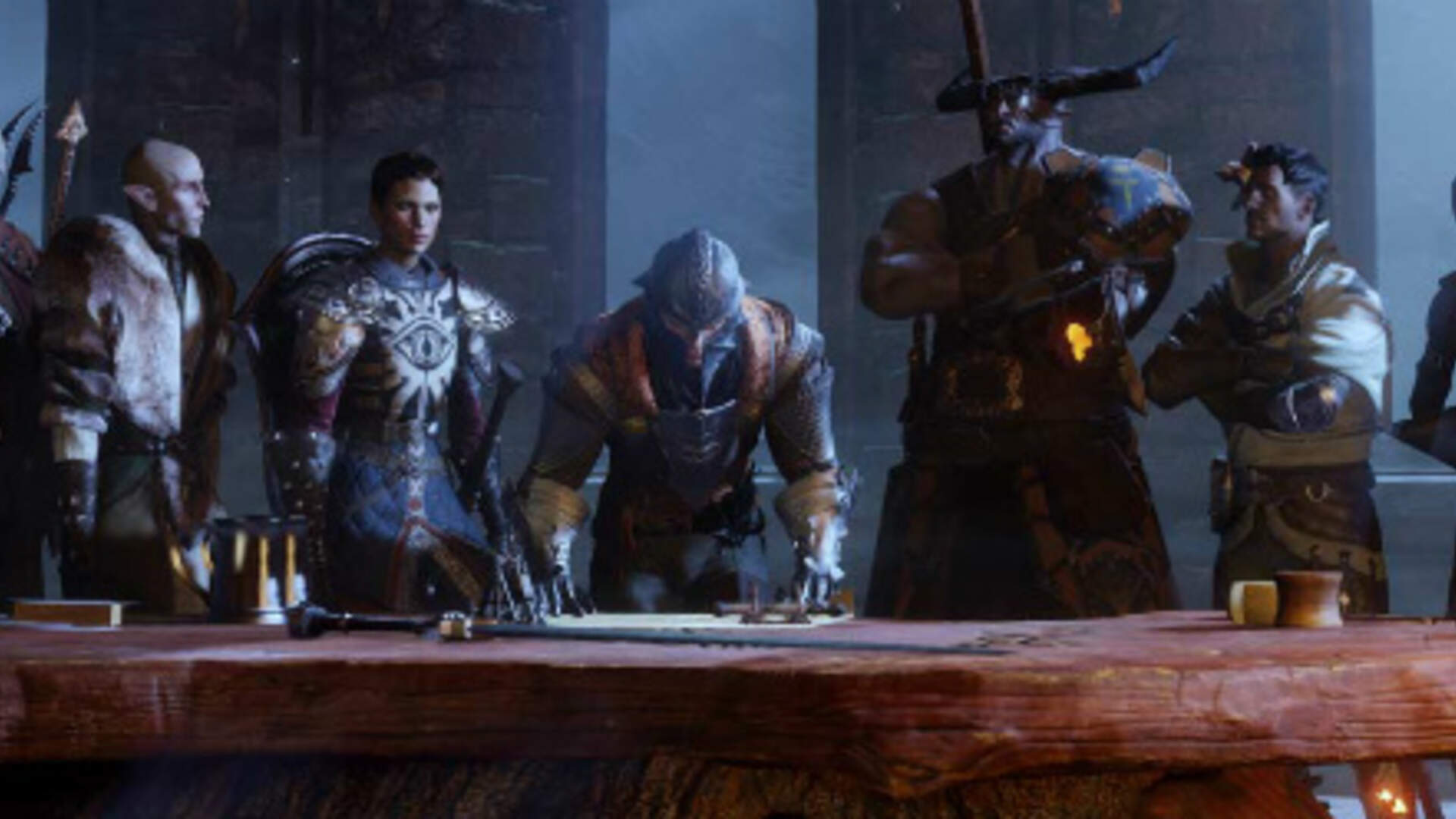 Dragon Age Inquisition Adds Multiplayer: Sorry, Gauntlet Reboot