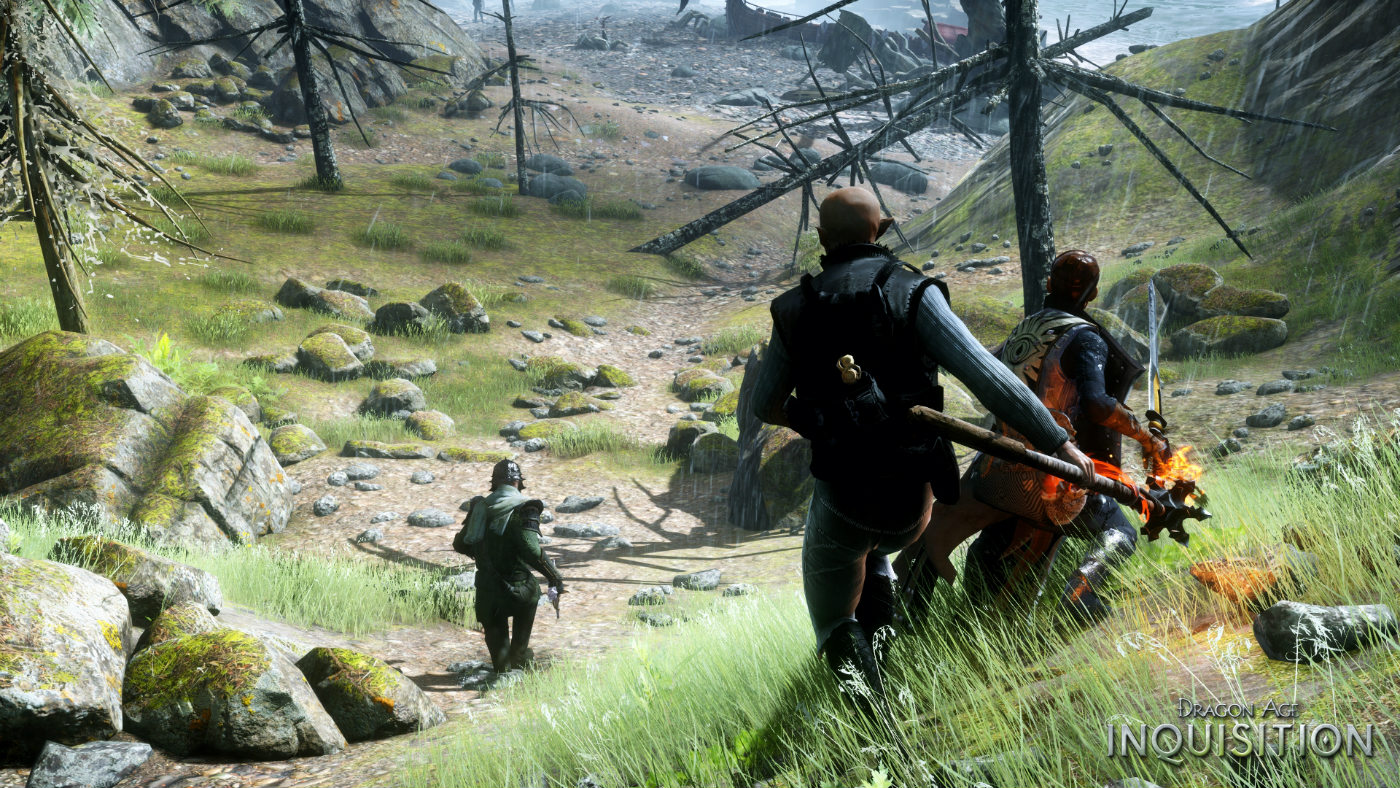 Dragon Age Inquisition's PC Requirements Are Solid, PS4 Runs