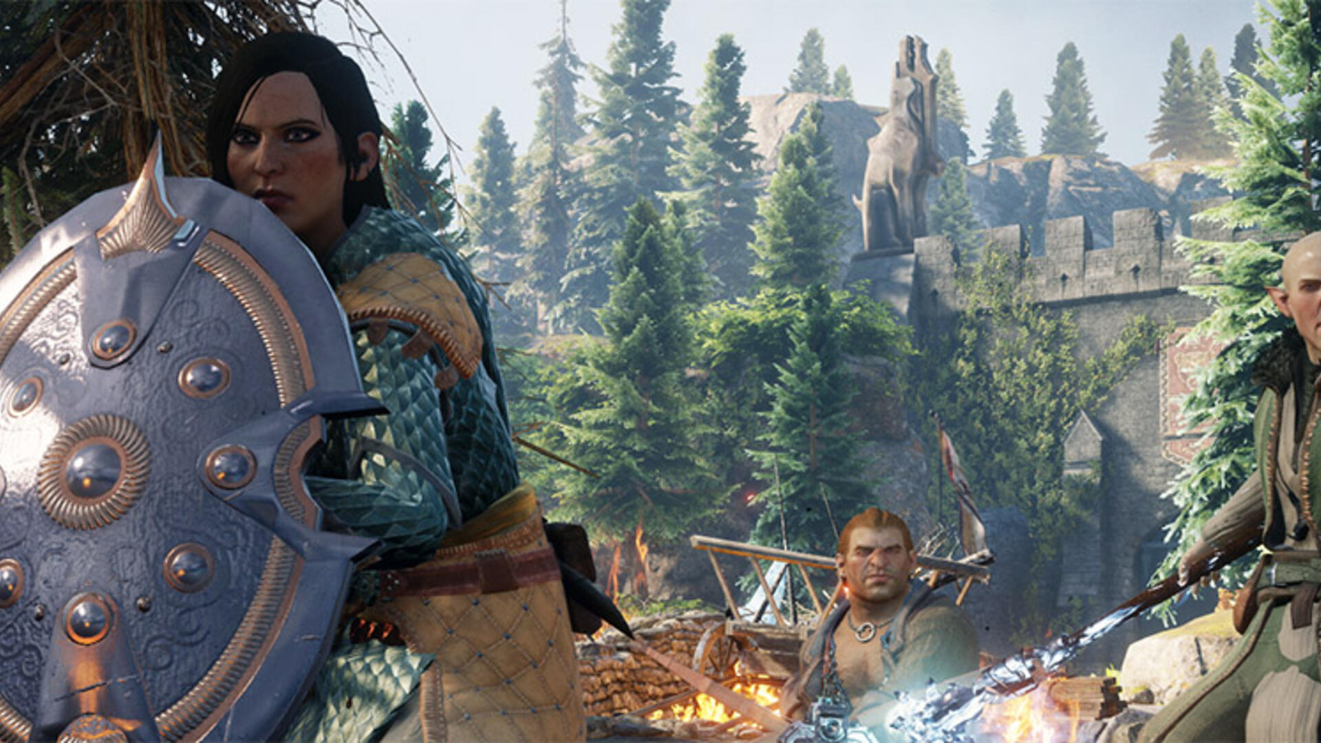 Dragon Age: Inquisition Borrows Liberally from Ubisoft's Open-World Handbook