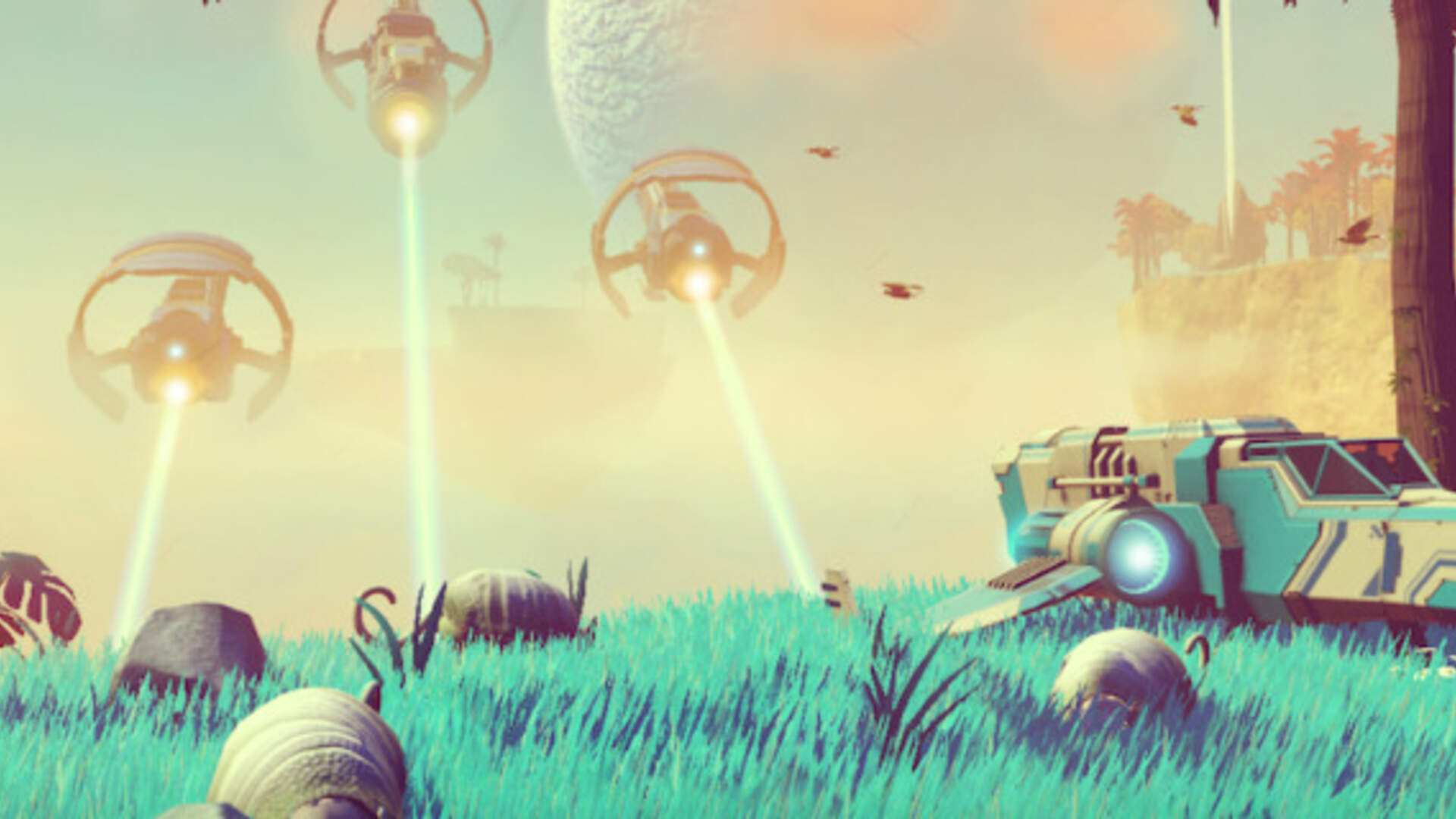 No Man's Sky PS4 Preview: Procedurally-Generating the Final Frontier