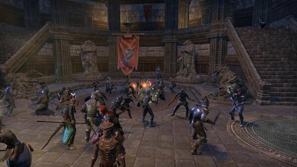 Elder Scrolls Online PC Review: Classic Name, Different Game