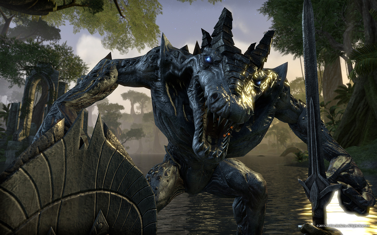 Elder Scrolls Online Clamps Down on Gold Farmers | USgamer