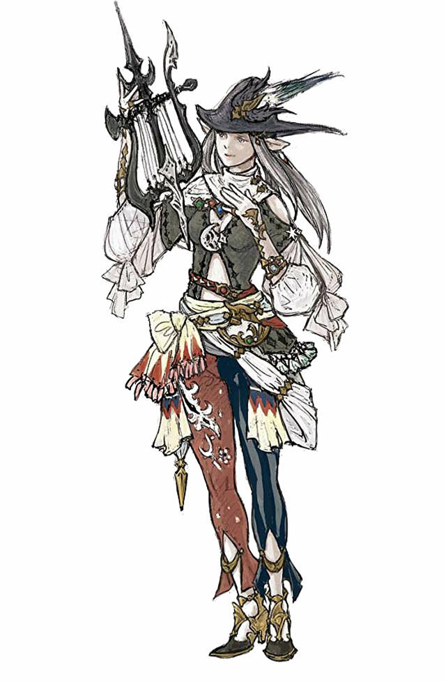 ffxiv what class to play
