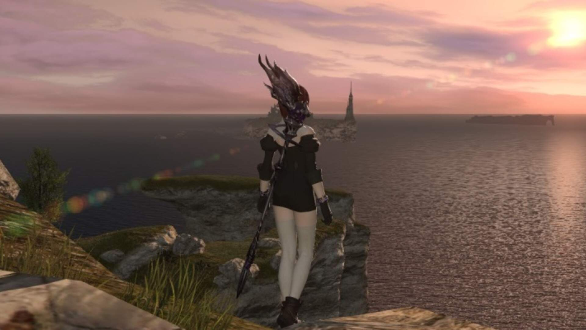 Savoring the Realm: Sightseeing in Eorzea
