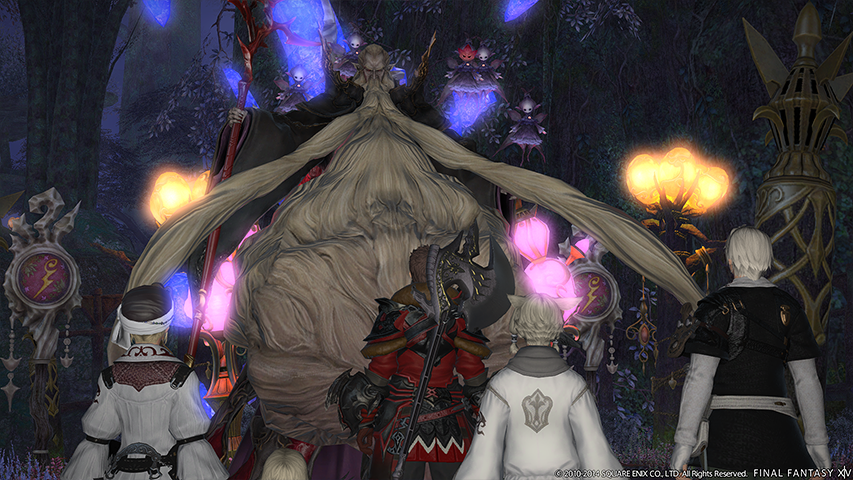 Final Fantasy XIV: Defenders of Eorzea - Conflict in the Realm | USgamer