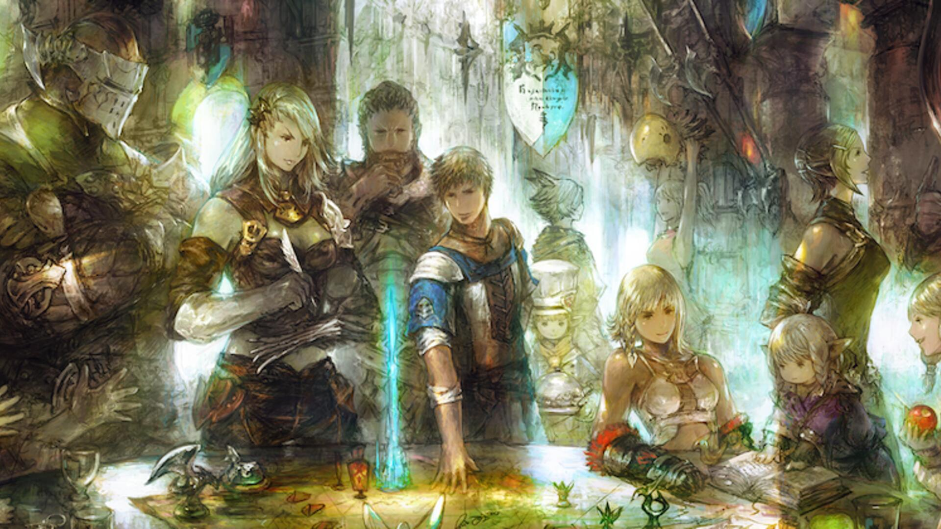 Final Fantasy XIV's PS3-to-PS4 Upgrade Program Launches