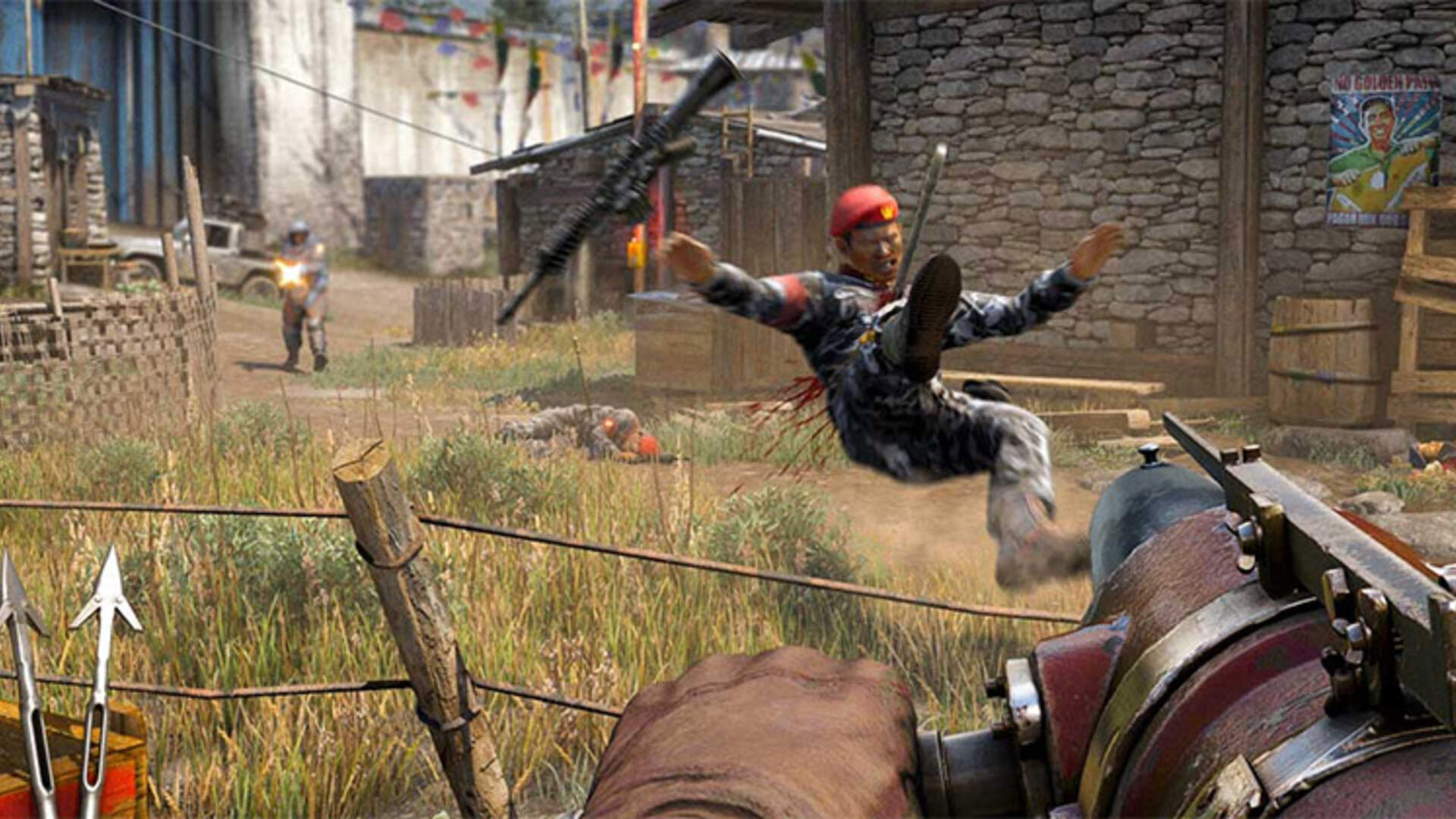 Far Cry 4 Strategy Guide How To Liberate Outposts Use Animals