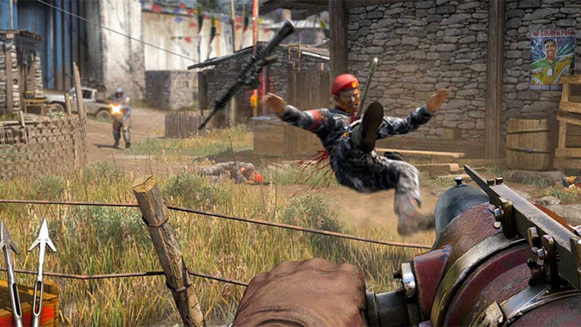 Far Cry 4 Strategy Guide: How to Liberate Outposts, Use animals effectively, Avoid being Detected, Not Trip Alarms