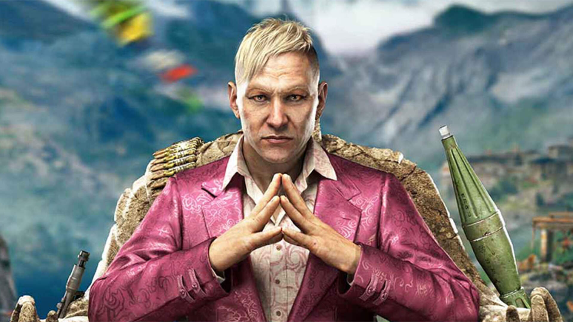 Far Cry 4 PS4 Review: The Hills Are Alive with the Sound of Side Quests