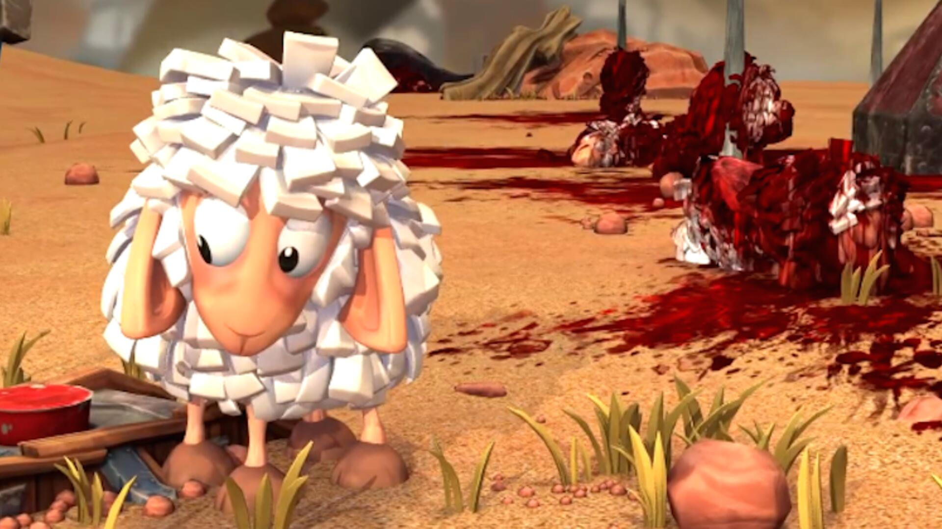 Team 17's Worms-Free New Game is a Fresh Take on Lemmings