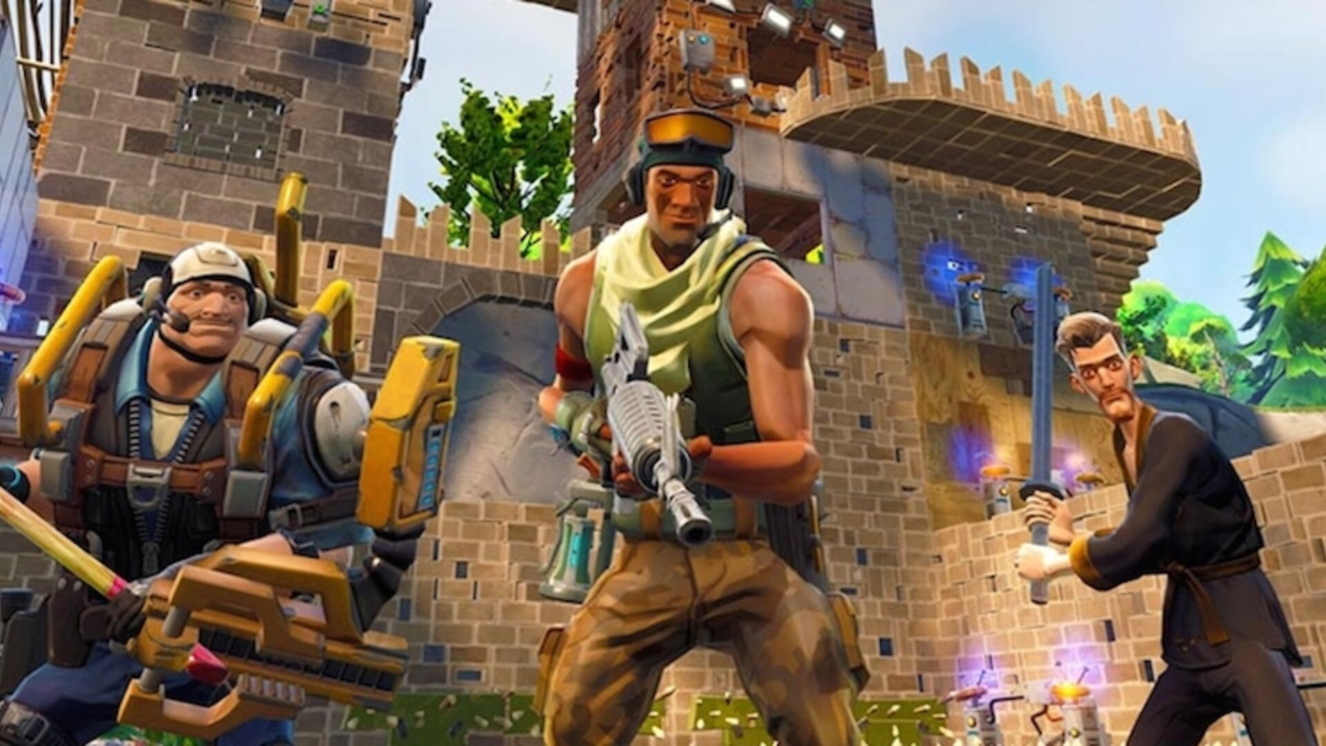 Fortnite for the Switch Has Cross-Play for Every Version of the Game Except PS4