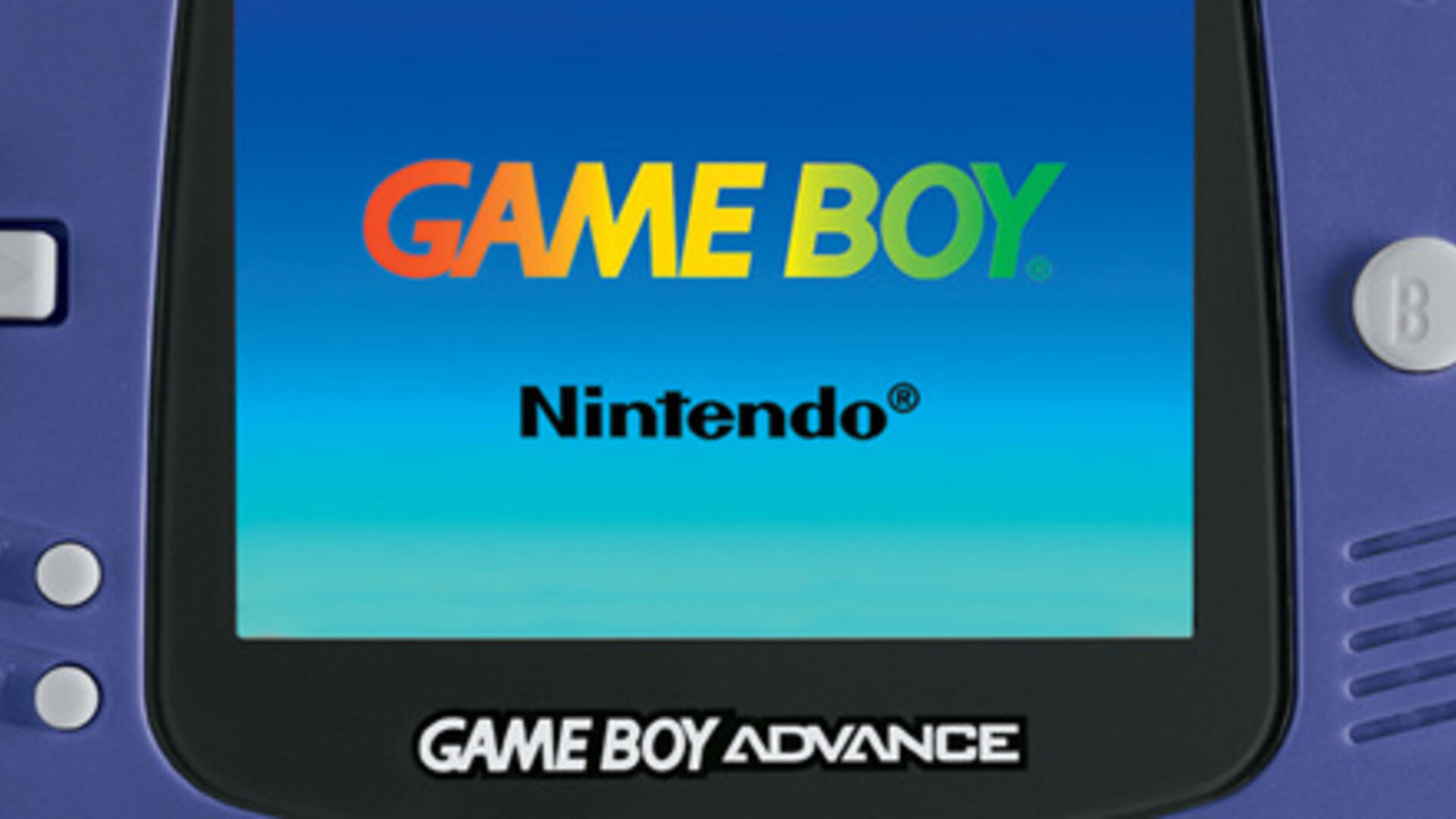 Collecting the Best Game Boy Advance Games