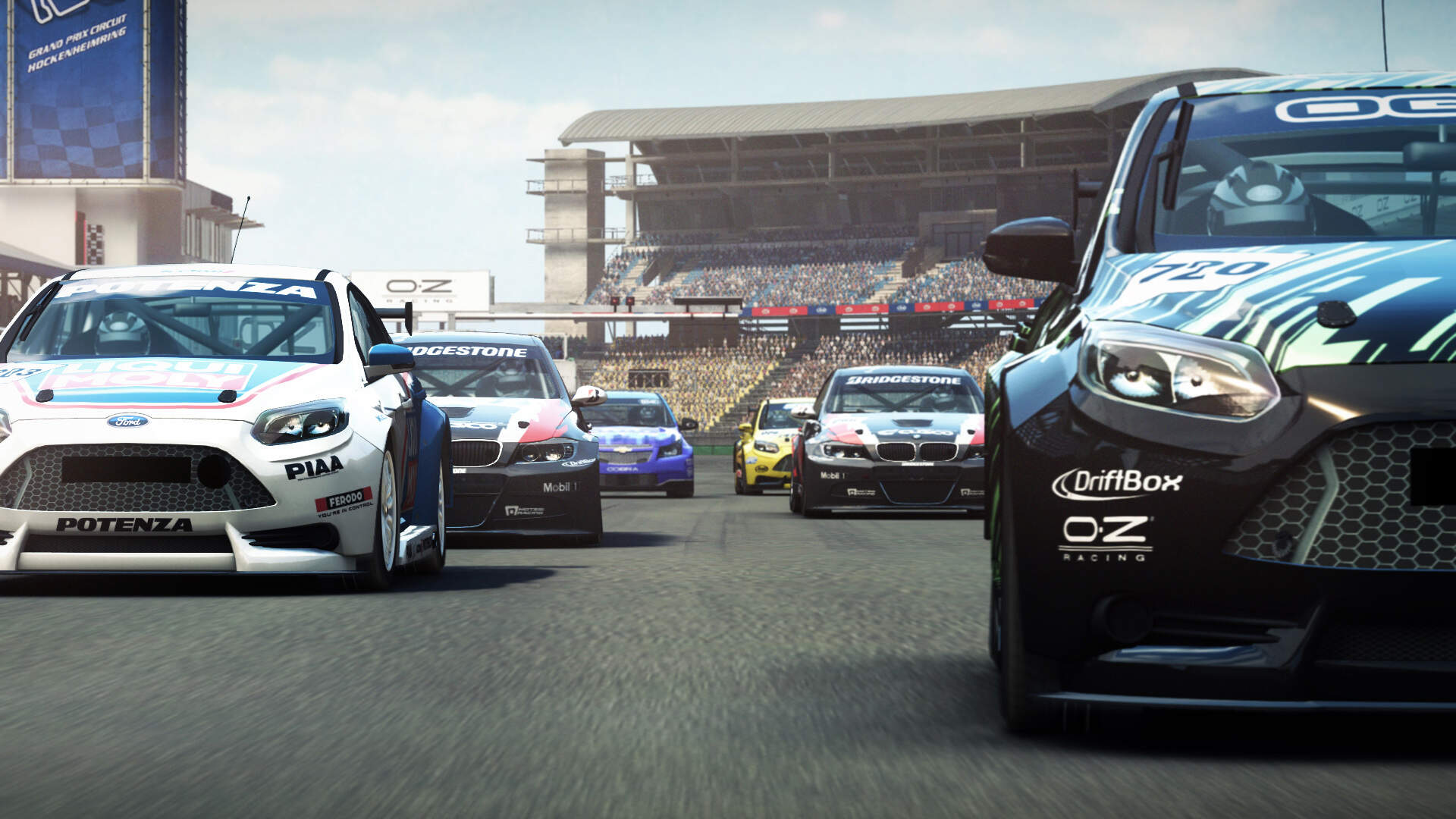 2014 Recap: Driving Game Highs - and Technical Lows