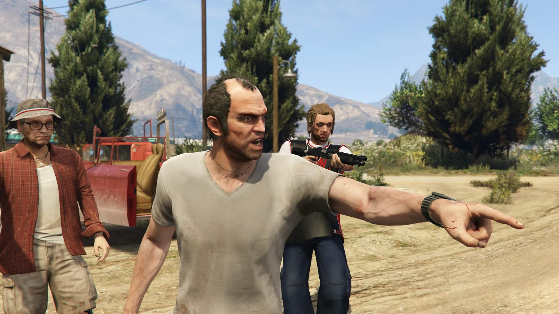Grand Theft Auto 5 Will Be Free on Epic Games Store Starting Today