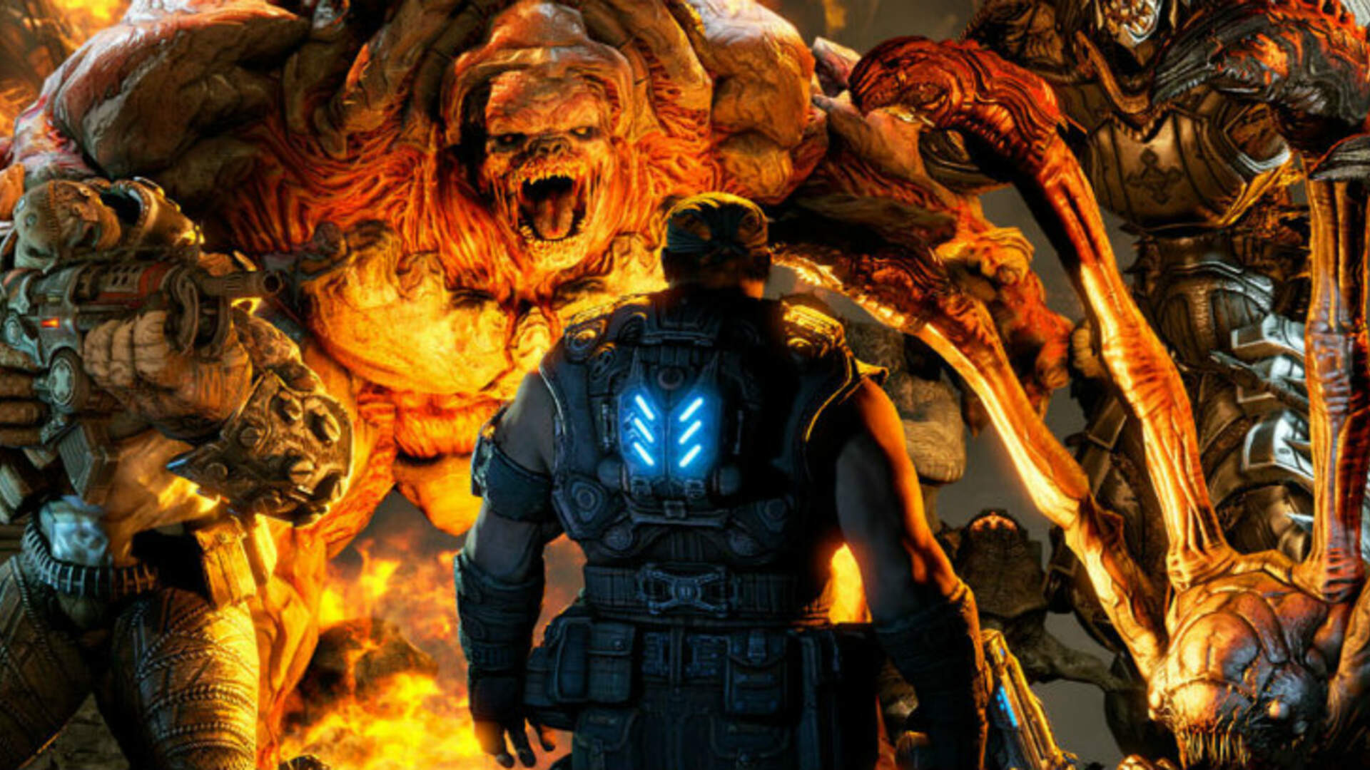 Gears of War Acquired By Microsoft From Epic