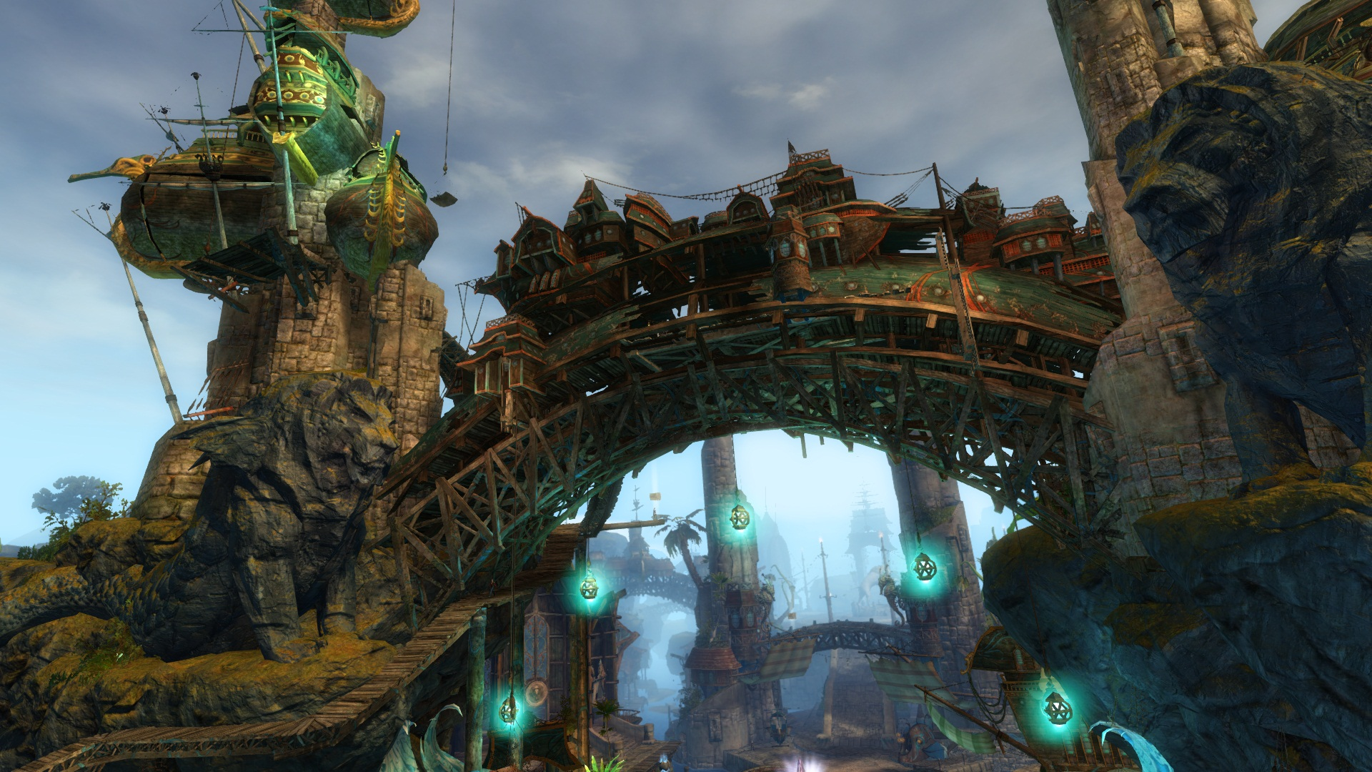 Guild Wars 2's April Update: A Paid Expansion Without The