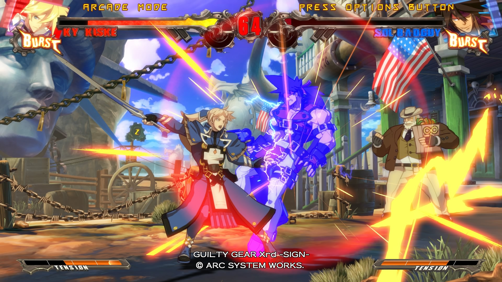 Guilty Gear Xrd -SIGN- PS4 Review: Let's Rock (Again) | USgamer