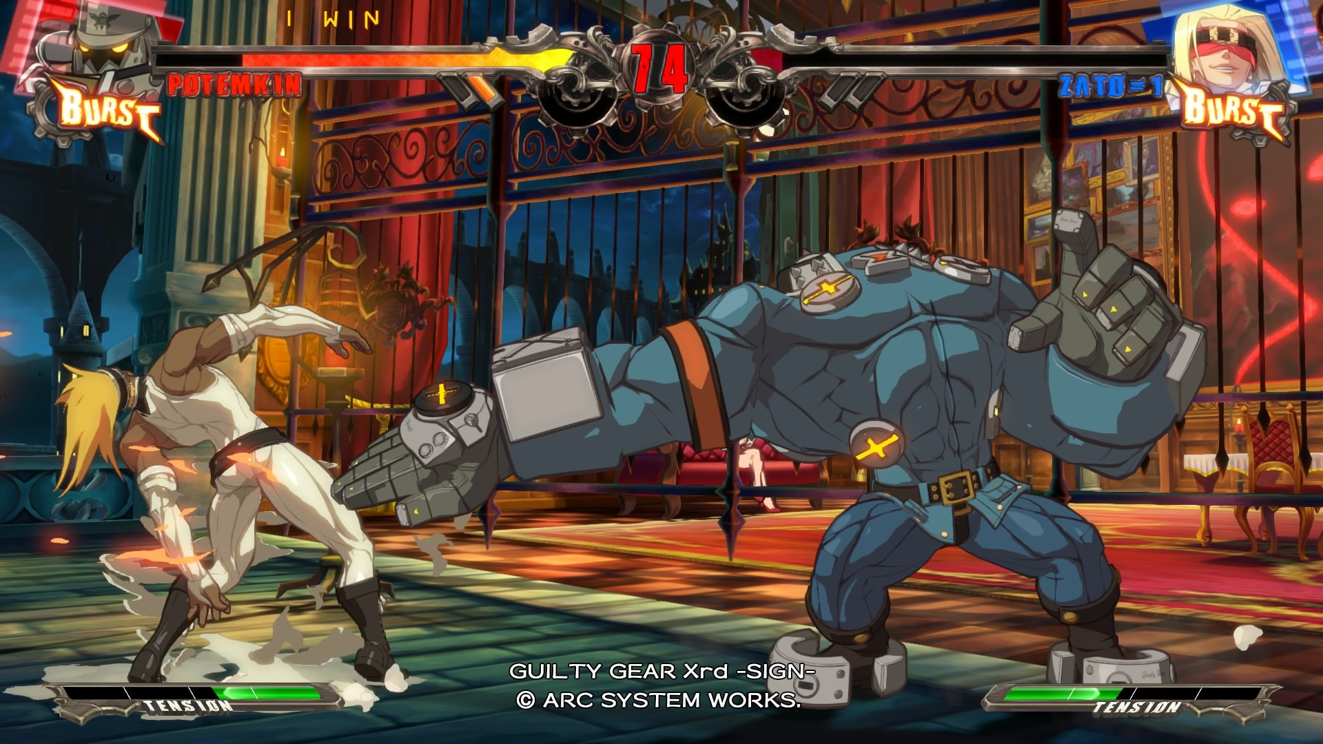 Guilty gear xrd sign ps4 review let s rock again usgamer
