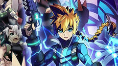 Inafune and Mega Man Zero Team Bring Us Azure Striker Gunvolt