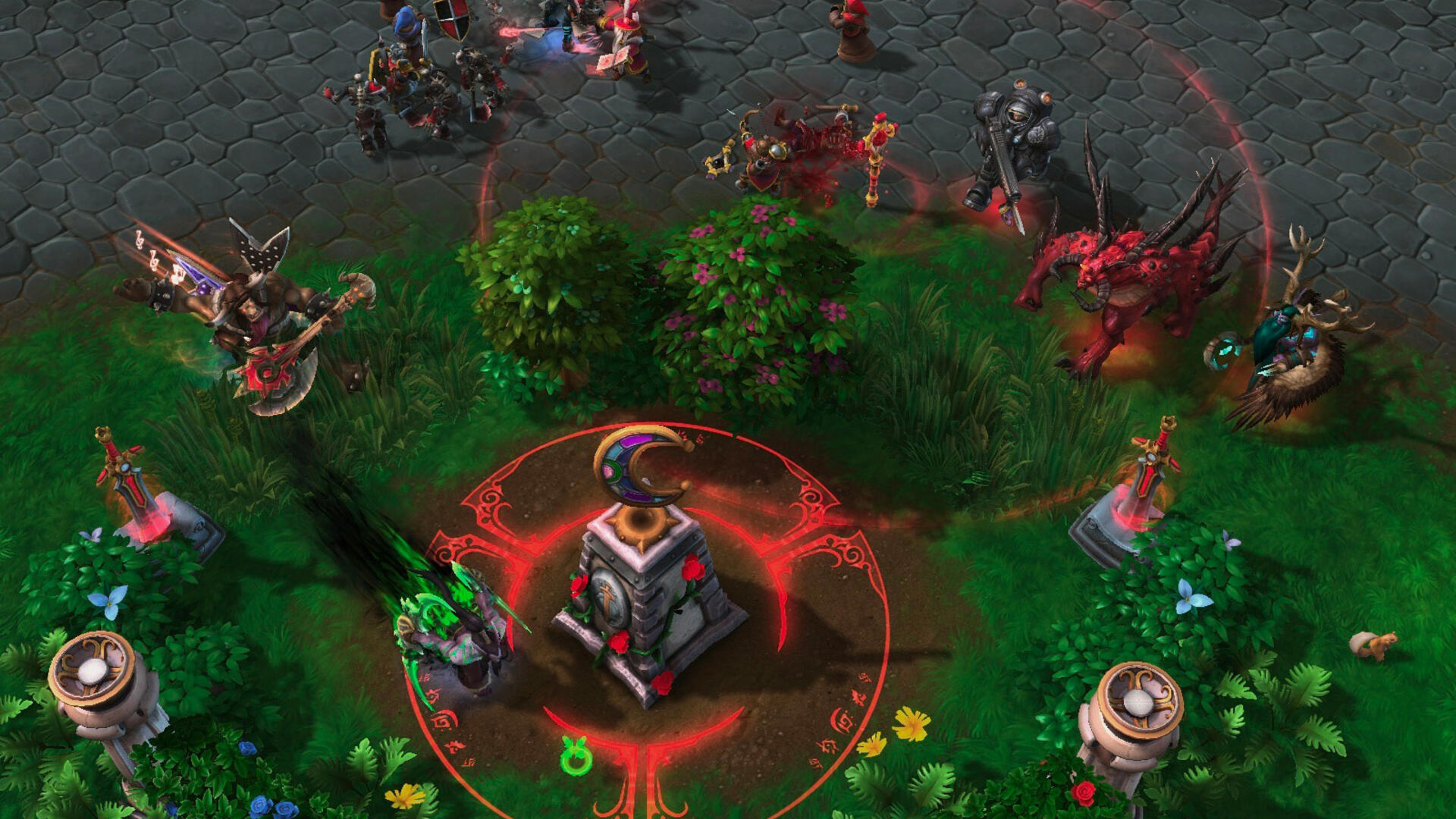Heroes of the Storm, MOBAs, and Dipping Into an Unknown Lexicon of Gaming