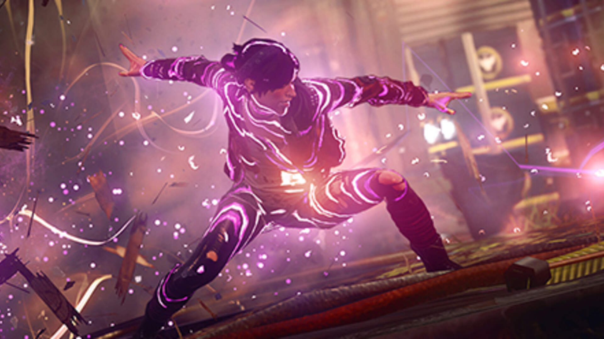 Infamous First Light PS4 Review: Illuminating the Past
