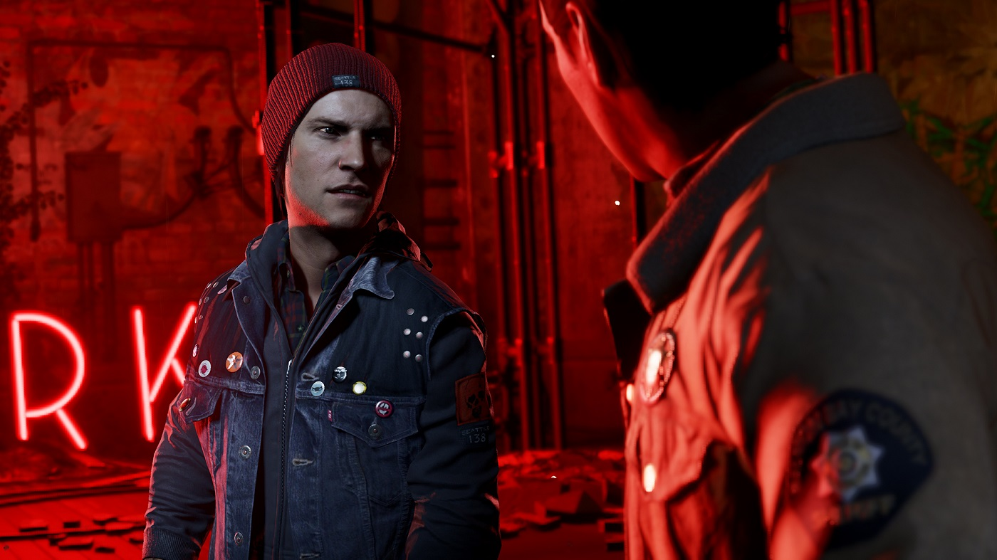 Infamous: Second Son PS4 Review: By All Your Powers Combined | USgamer