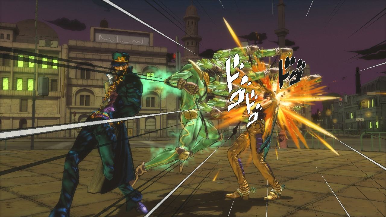 JoJo's Bizarre Adventure All-Star Battle PS3 Review: Do You Even