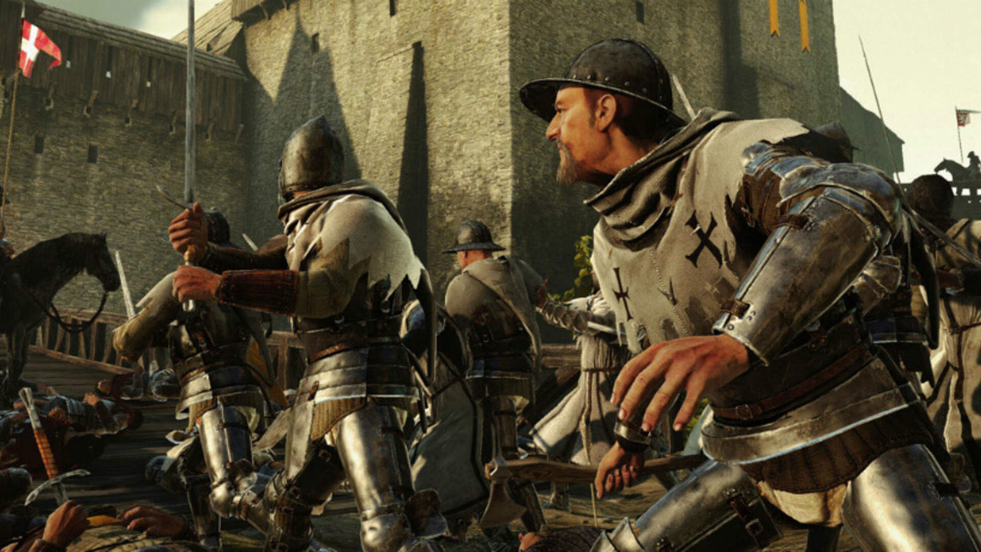Kingdom Come: Deliverance Aims to Get First-Person Combat Right