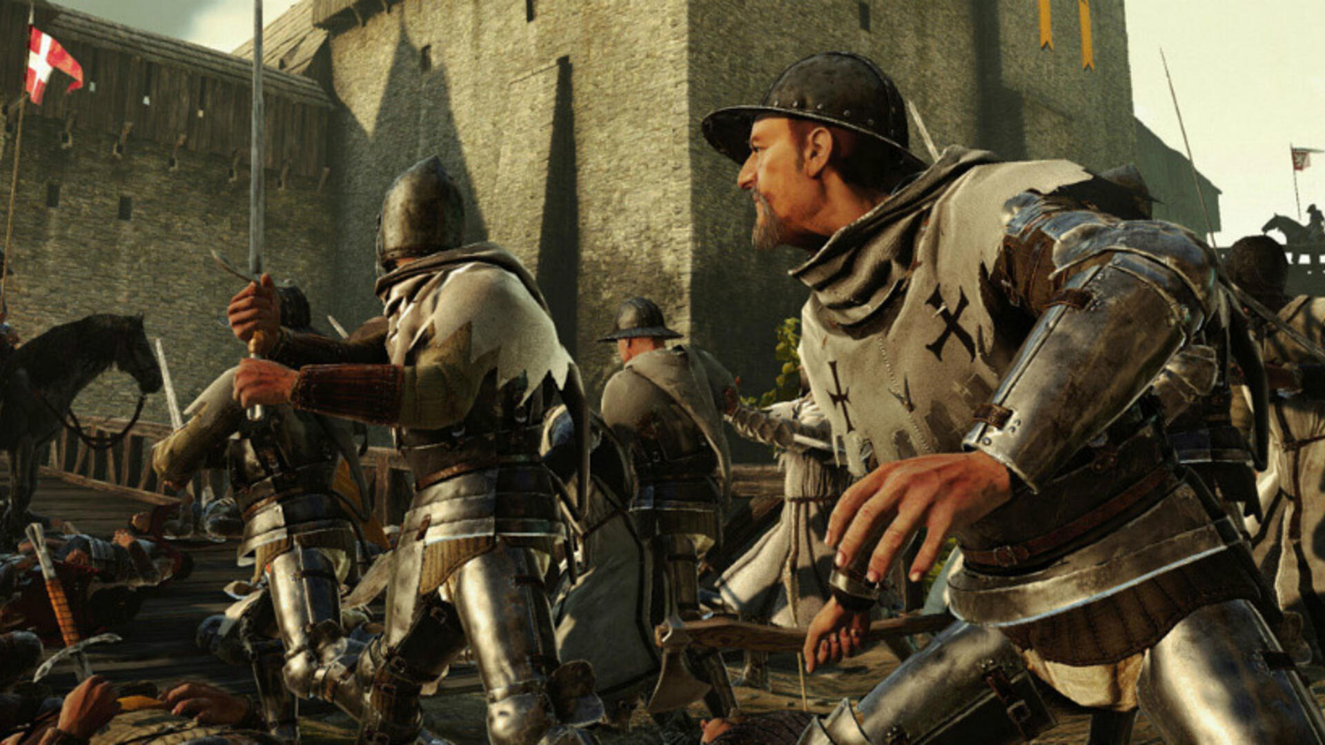 THQ Nordic Acquires Studio Behind Kingdom Come: Deliverance