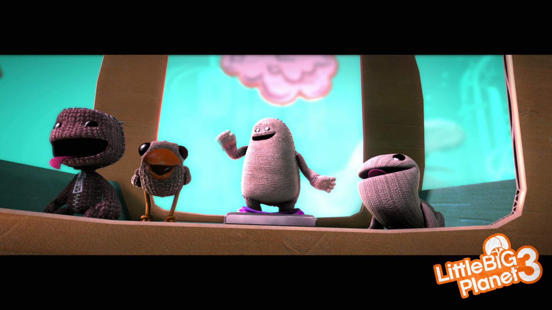 LittleBigPlanet 3 PS4 Review: Sharper, More Dynamic, Less Floaty - and Bags of Fun