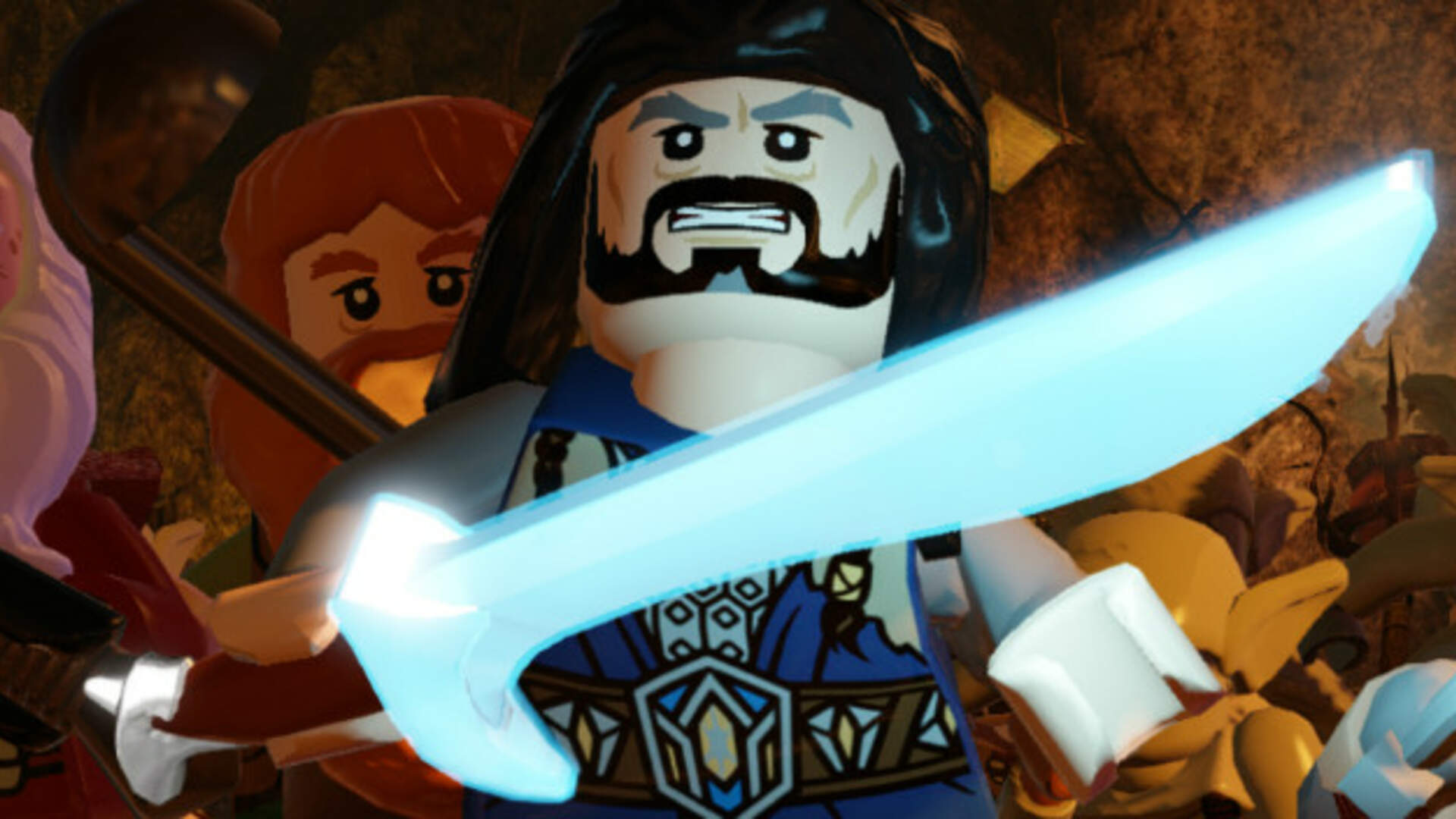 Lego The Hobbit PS4 Review: All These Dwarves Look the Same
