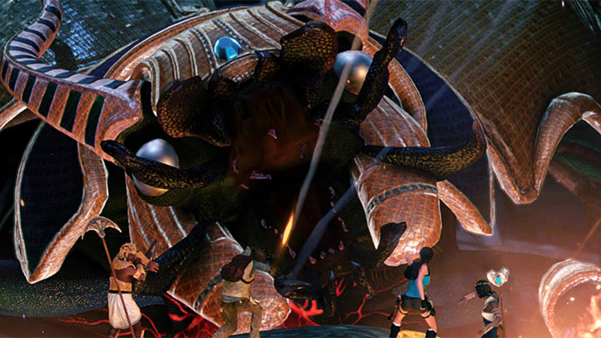 PAX Prime 2014: Lara Croft and the Temple of Osiris Revisits Tomb Raider's Most Surprising Reboot