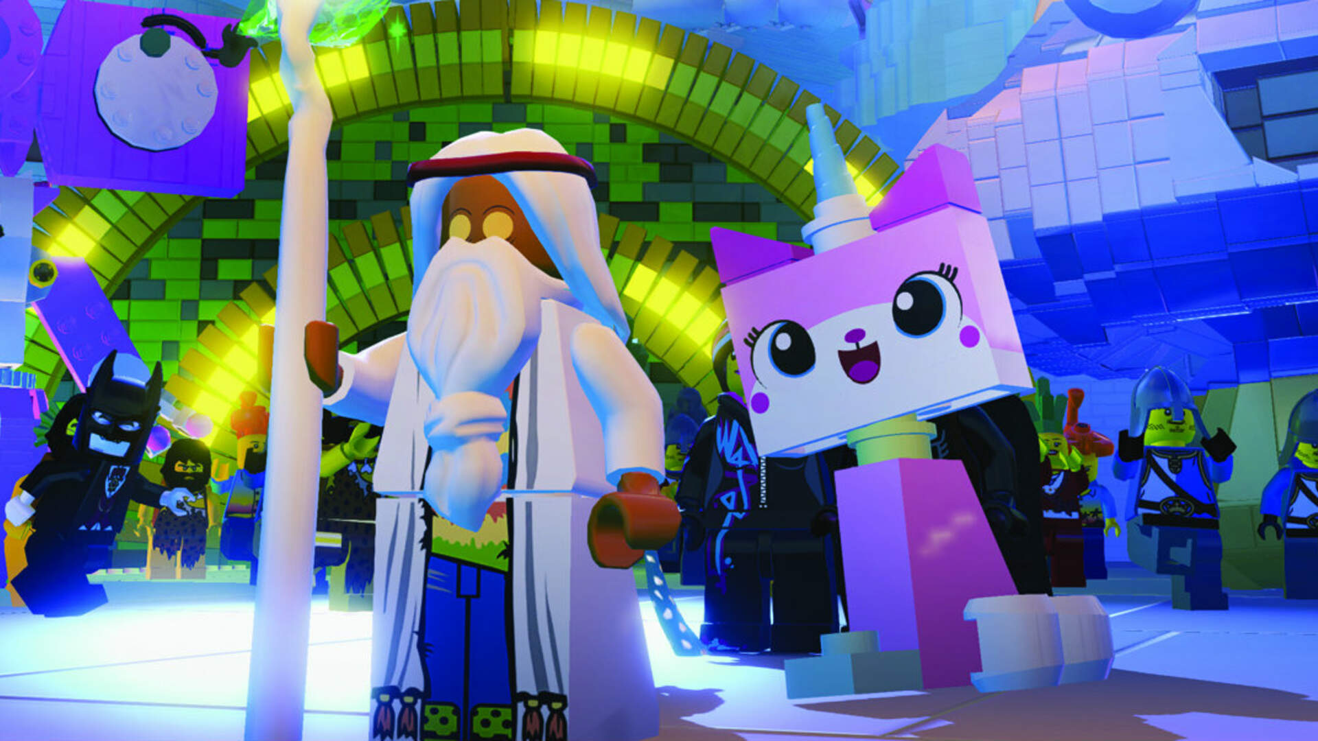 The Lego Movie Videogame Xbox 360 Review: We've Been Here Before, But It's Still Fun