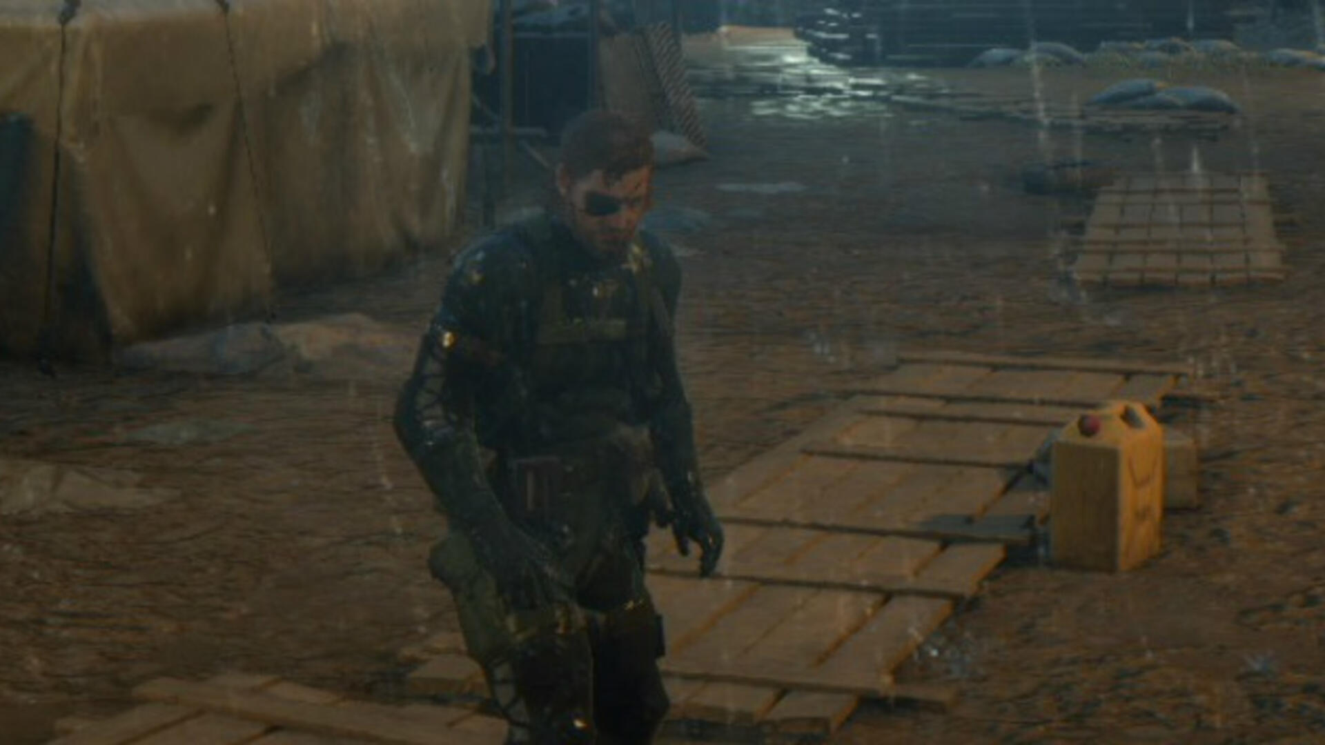 Metal Gear Solid Ground Zeroes Xbox One: The First Fifteen Minutes