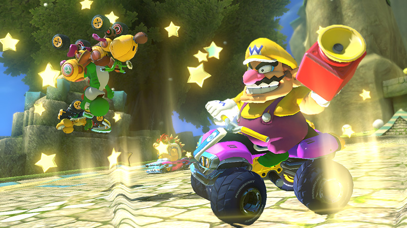Mario Kart 8: More Characters, Karts, Courses, and the Fall
