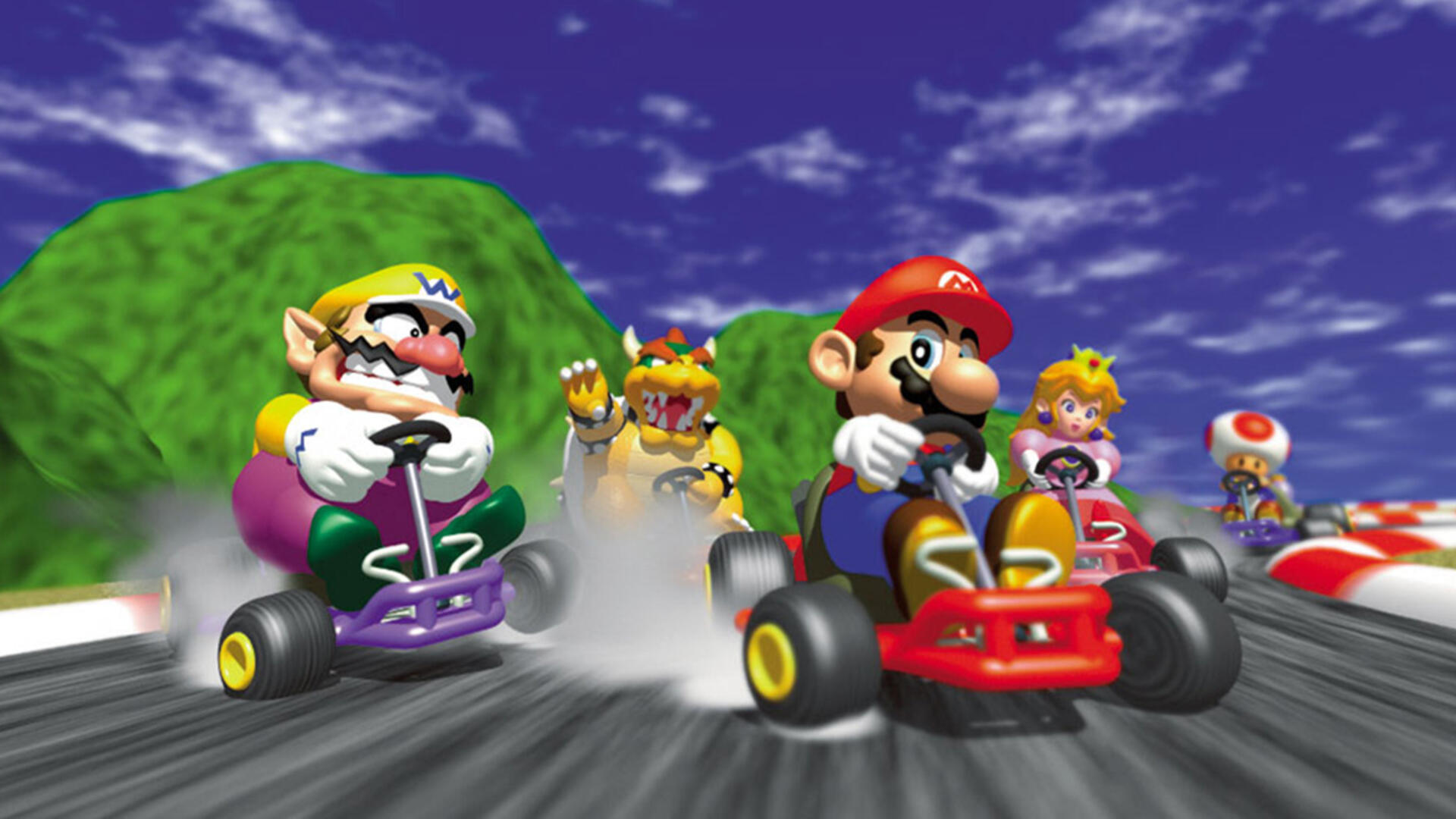 Our Favorite (and Least Favorite) Mario Kart Tracks of All