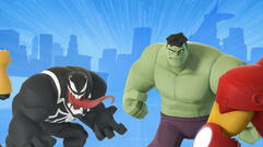 Disney Infinity Marvel Super Heroes: When One Corporation Owning Everything Rocks