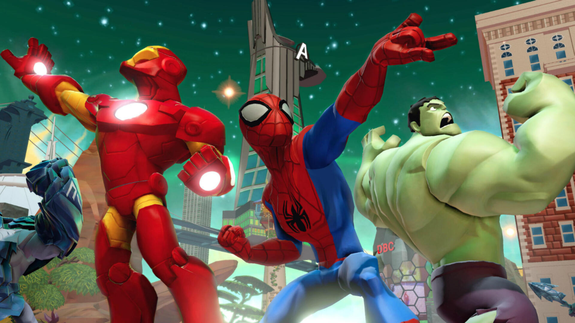 New Marvel Online Games Deal is First Step in Broader Partnership With Chinese Mobile Developer NetEase
