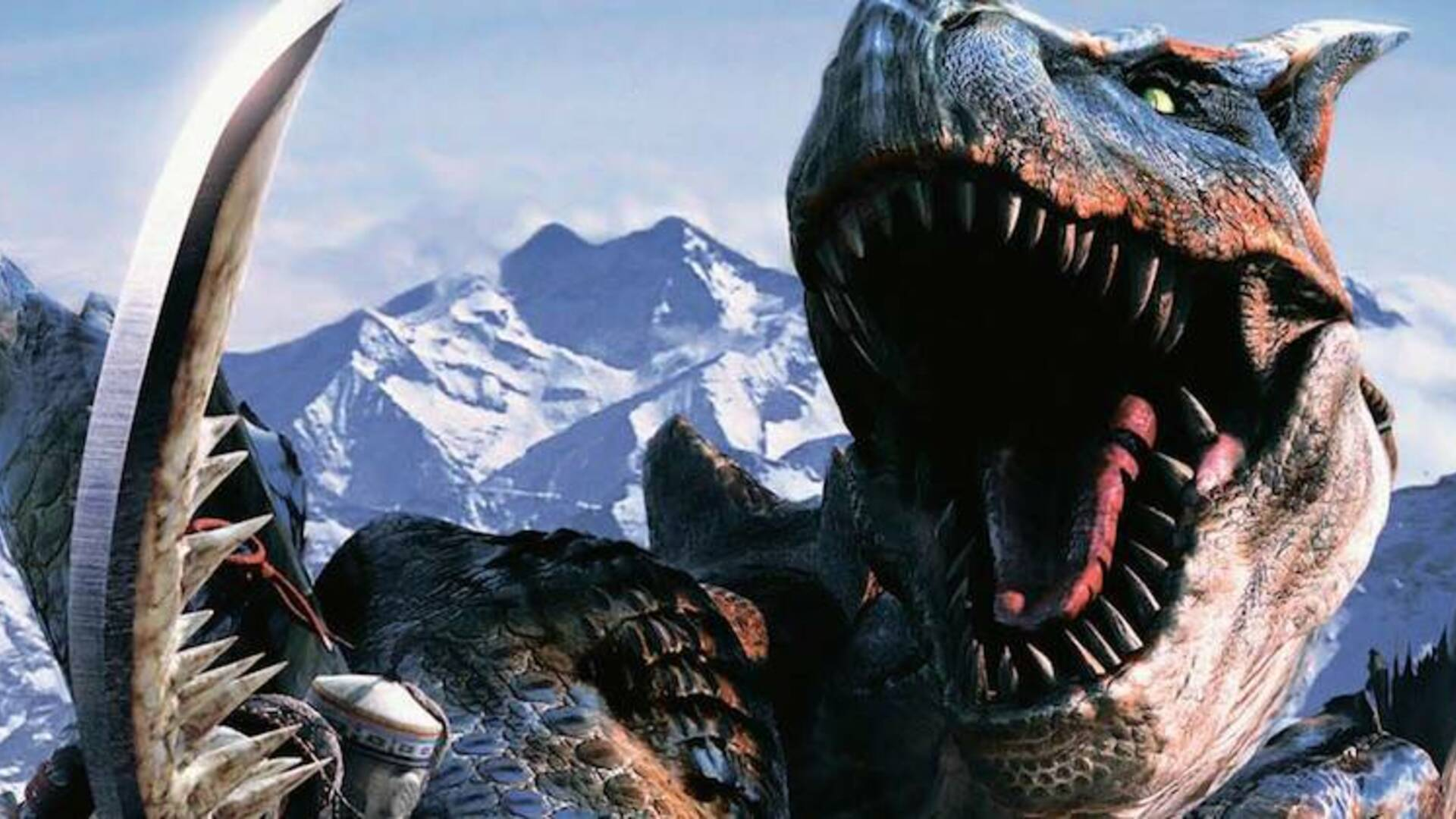 New Patch Goes Live for Monster Hunter: World