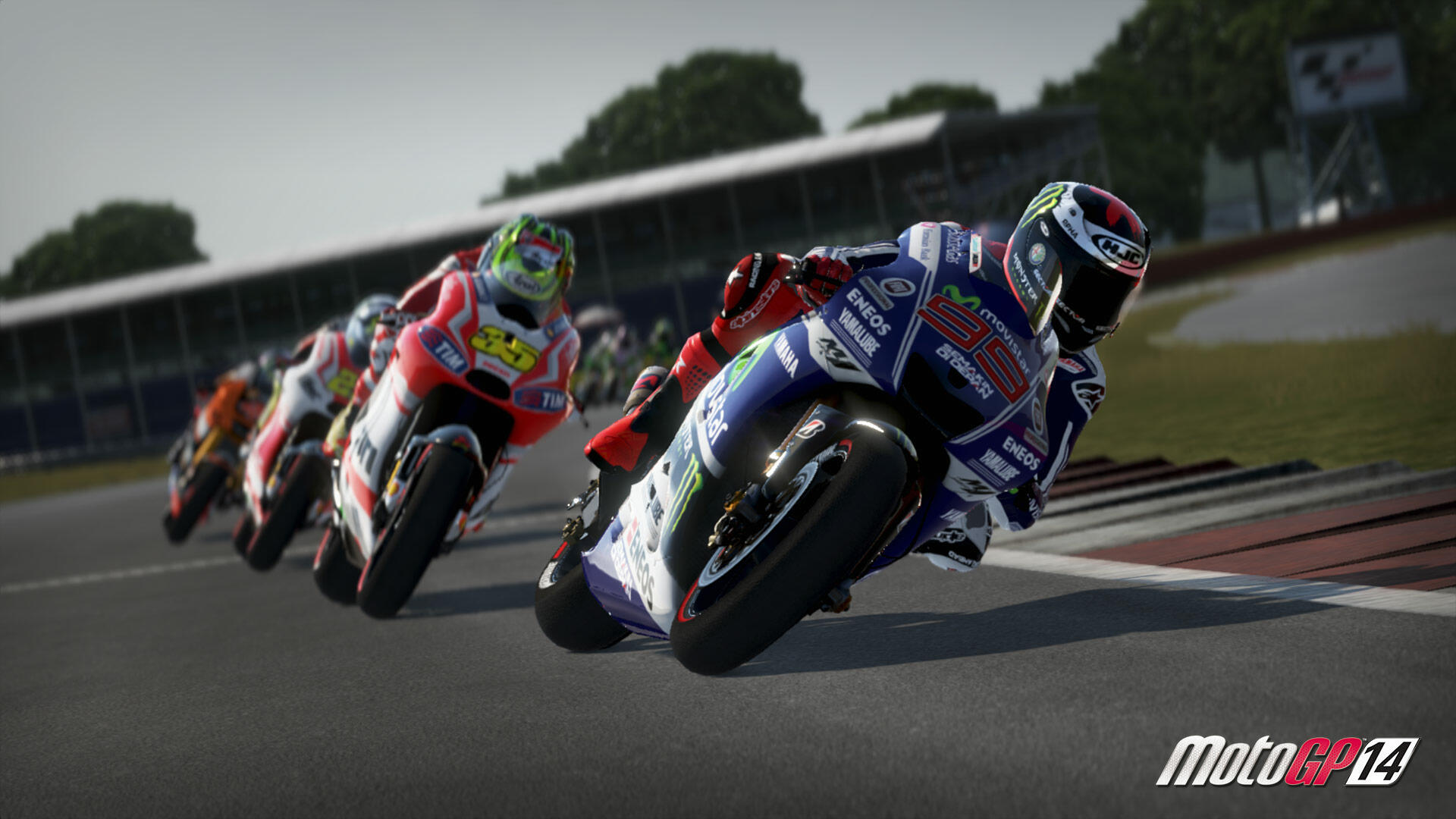 MotoGP 14 PS4 Review: Goes Better than it Shows