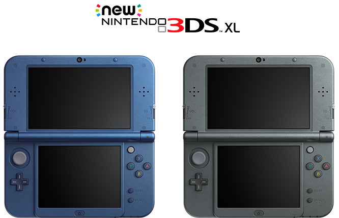 What S In The New Nintendo 3ds And 3ds Xl Usgamer