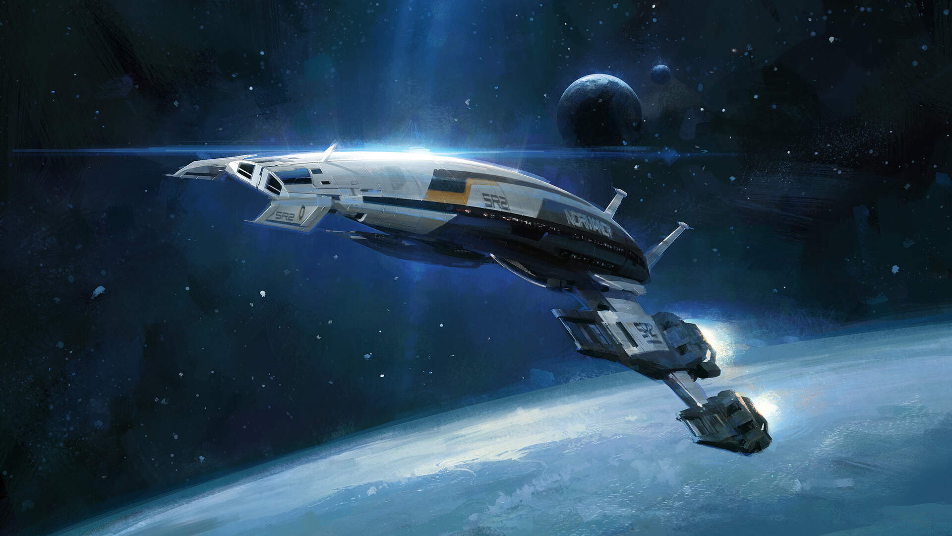 What's The Best Video Game Spaceship?