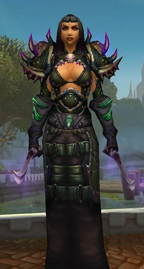 The Changing Faces Of World Of Warcraft Usgamer