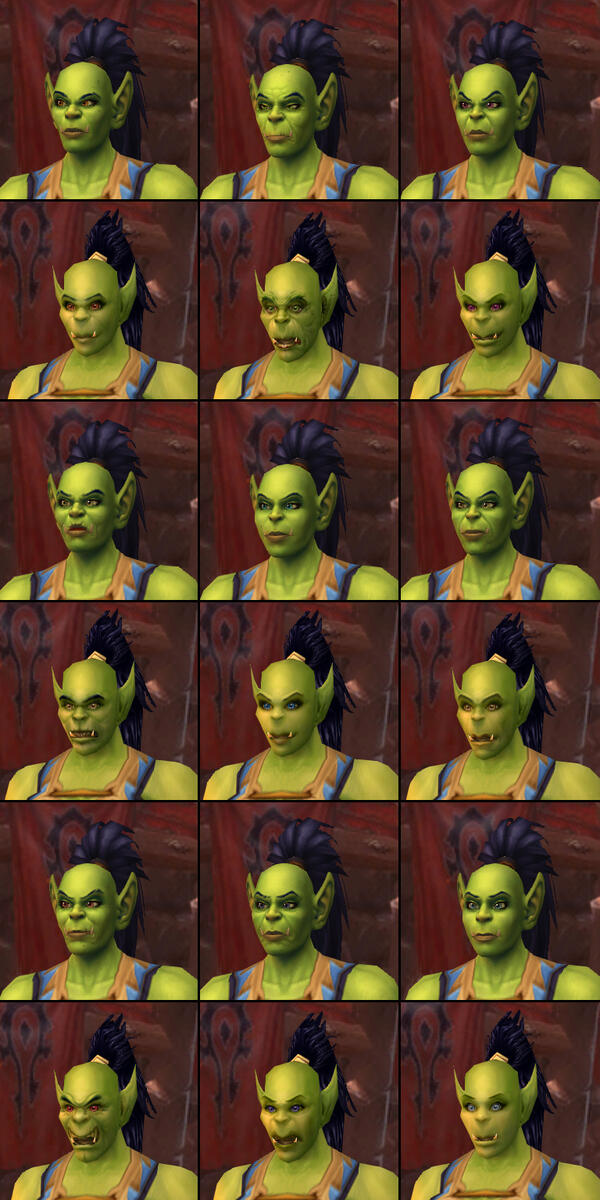 The Changing Faces of World of Warcraft | USgamer