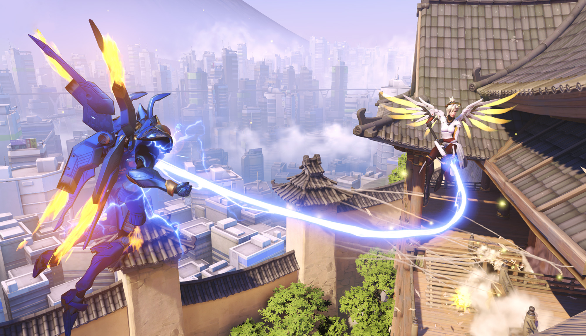 Blizzard Announces Overwatch: Project Titan Becomes